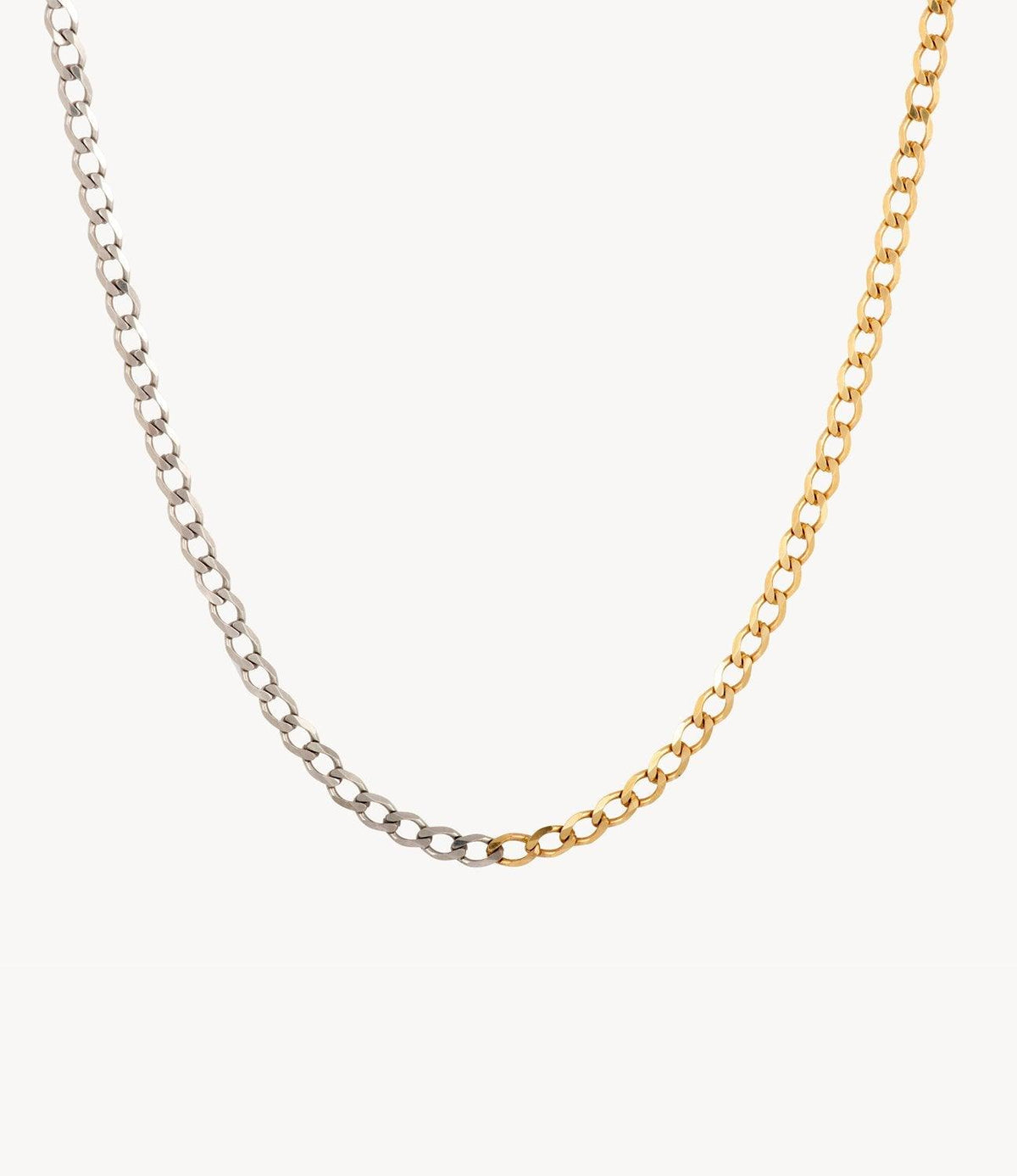 Can't Decide Gold Chain