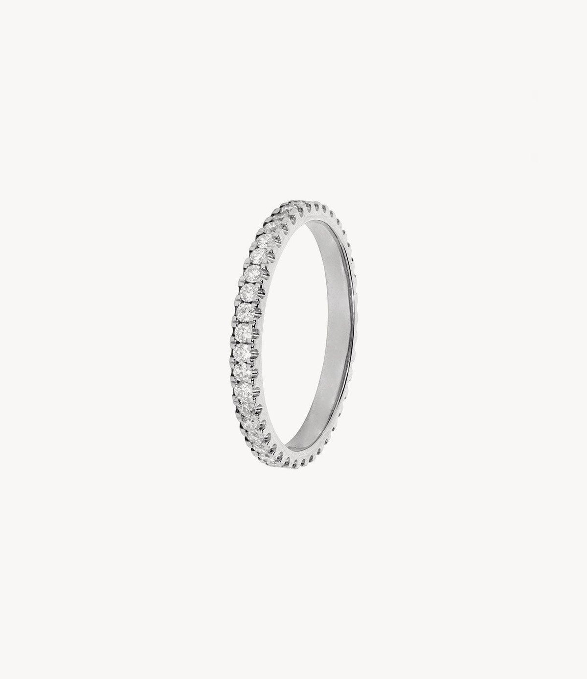 White Gold, Diamond Eternity Ring