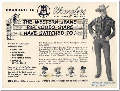 Wrangler at Article Clothing