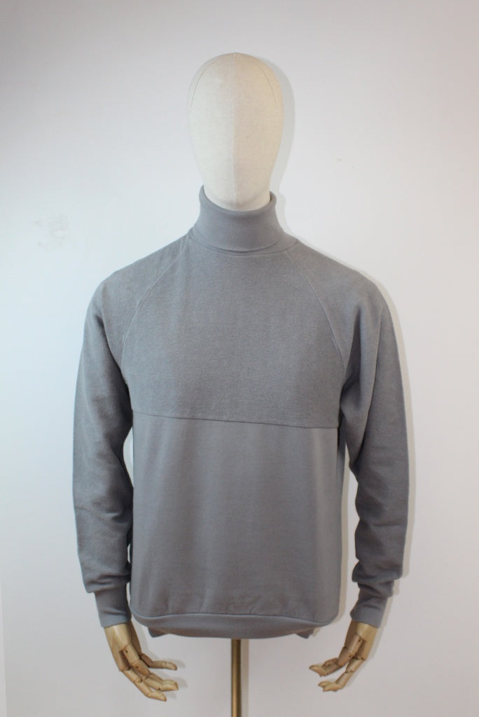 Les Basics Le Roll Sweat - Grey