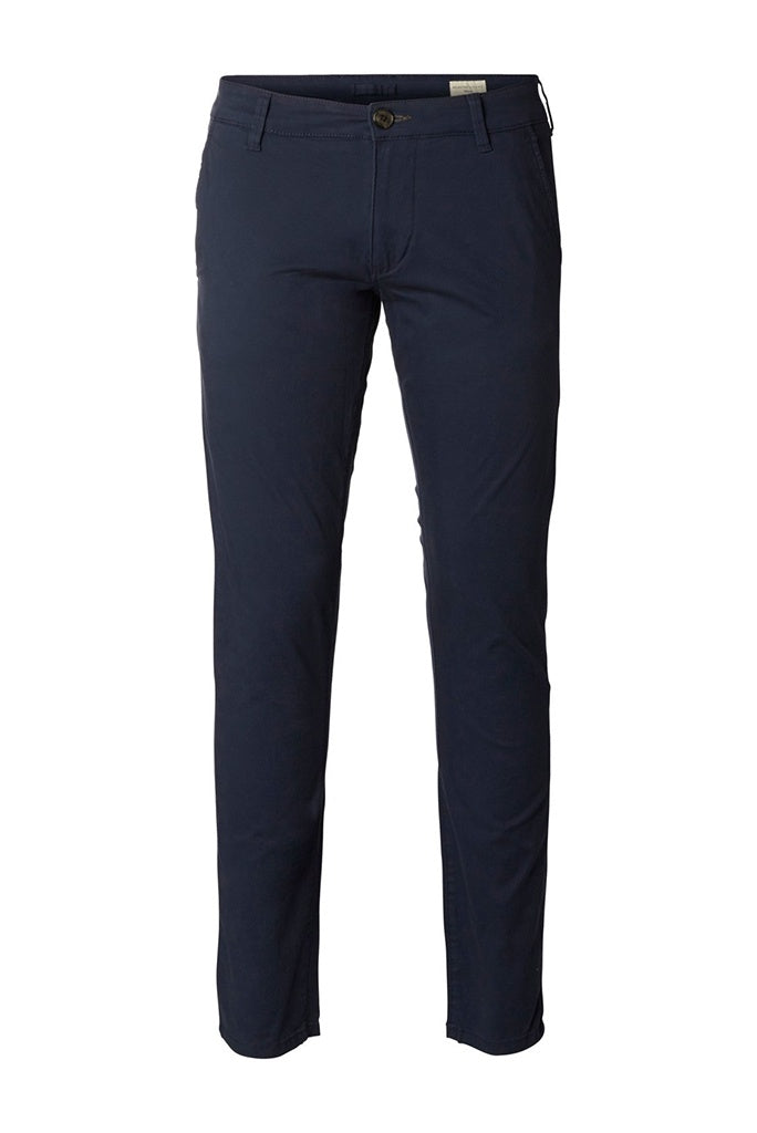 Selected Homme Straight Paris Chino - Navy Blazer