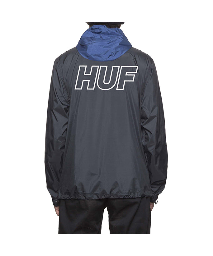 Huf Explorer Anorak - Black
