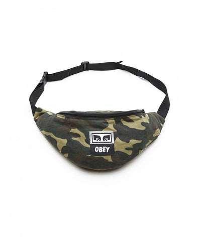 OBEY Wasted Hip Bag - Field Camo