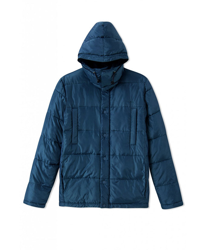 Wood Wood Tim Jacket - Navy