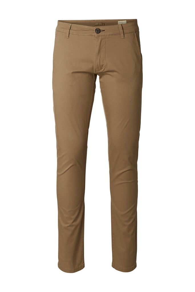 Selected Homme Straight Paris Chino - Camel