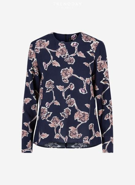 Coller Bluse