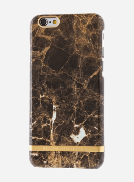 Brown Marble iPhone