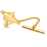 Gold 9ct Spitfire Tie Tack