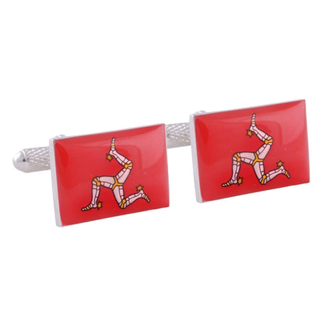 Isle of Man Cufflinks