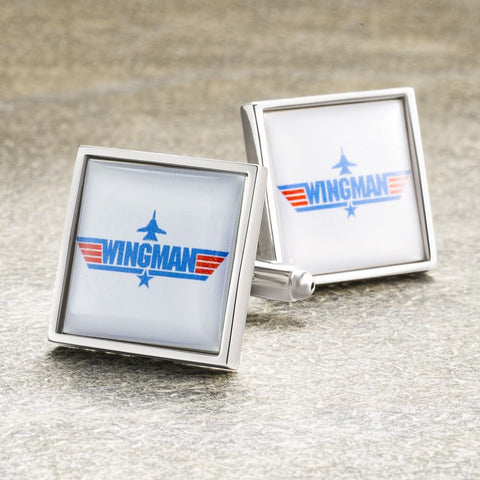 Wing Man Cufflinks