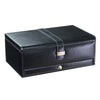 Dulwich Heritage Black 10 Piece Watch Box