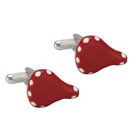 Cycling Seat Cufflinks