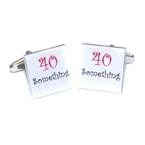 40 Something Cufflinks