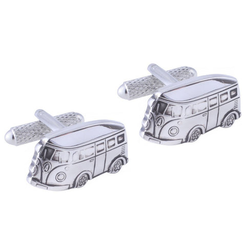 VW Campervan Cufflinks