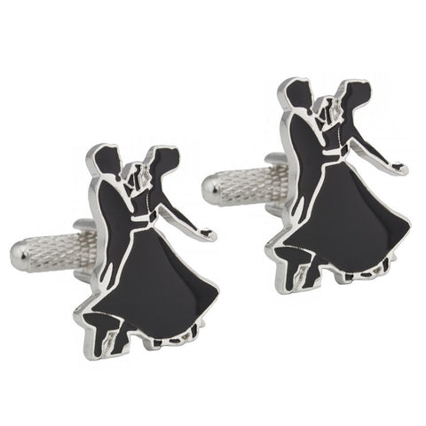 Ballroom Dancer Cufflinks