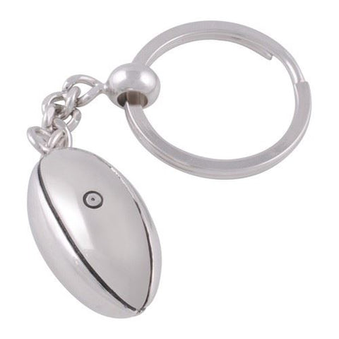 Rugby Ball Keyring