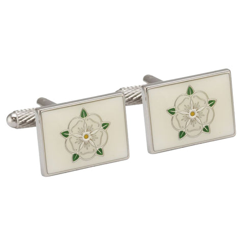 Yorkshire Rose Flag Cufflinks