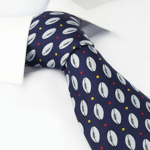 Rugby Ball Tie