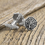Spider & Web Cufflinks