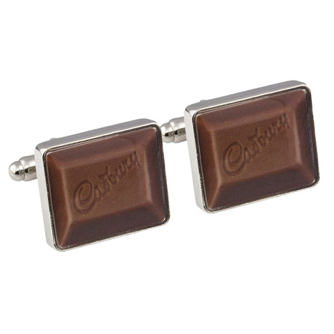 Cadbury Chocolate Cufflinks