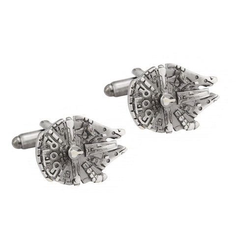 Millennium Falcon Star Wars Cufflinks