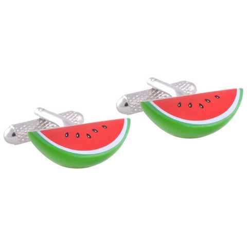 Water Melon Cufflinks