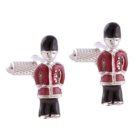 London Guardsman Cufflinks