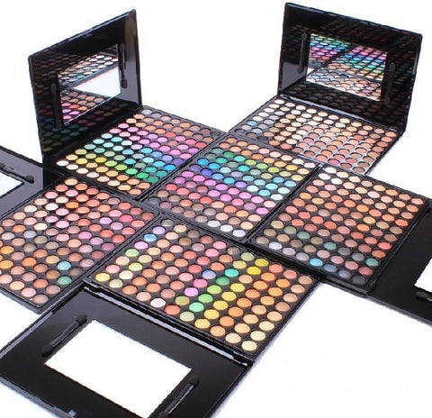 88 Colours Matte Eyeshadow Palette