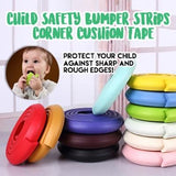 Child Safety Bumper Strips / Corner Cushion Tape for Baby