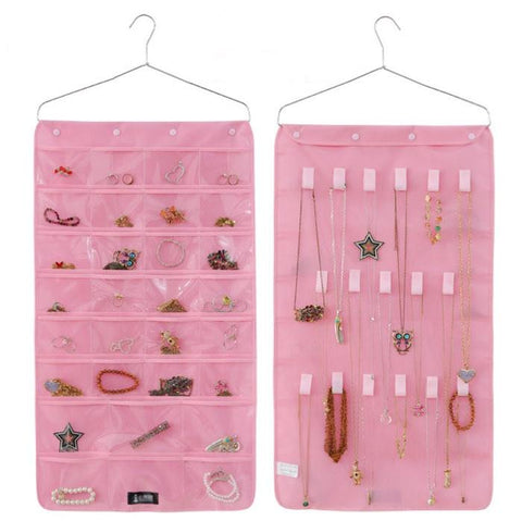Jewellery Organizer with Hooks