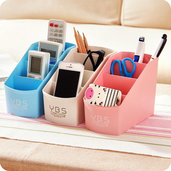 Remote Control and Stationery Holder (YBS)