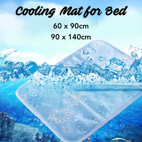 Cooling Mat for Bed and Car Seat
