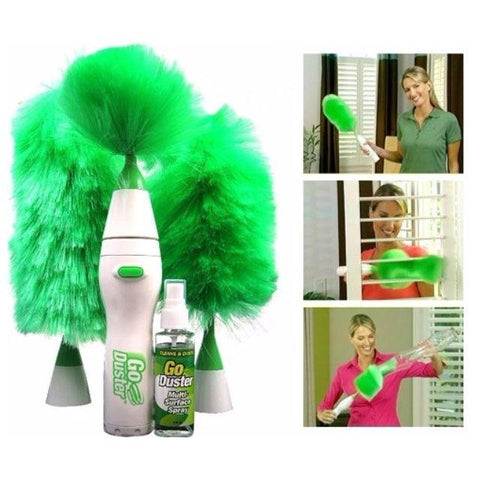 Go Duster Electric Dusting Brush