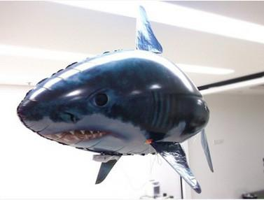 Giant Shark Air Swimmer Inflatable Balloon
