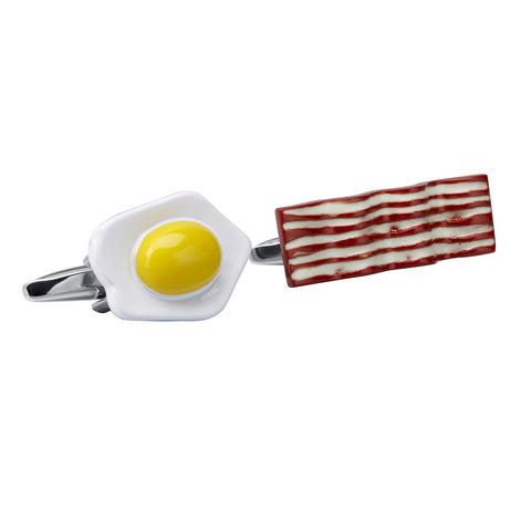 Egg & Bacon Cufflinks