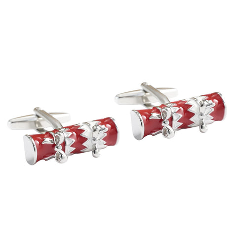 Christmas Cracker Cufflinks