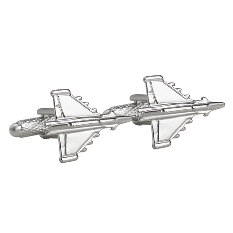 Typhoon Aircraft Cufflinks