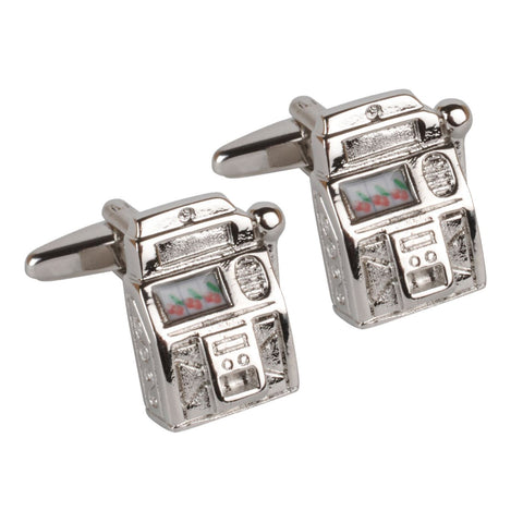 Fruit Machine Cufflinks