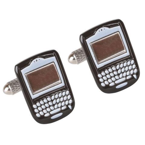 Blackberry Phone Cufflinks