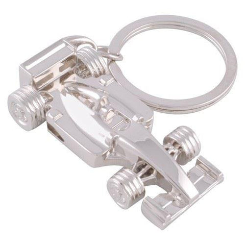 Racing Car Keyring