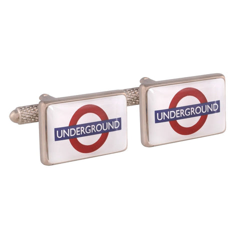 London Underground Cufflinks