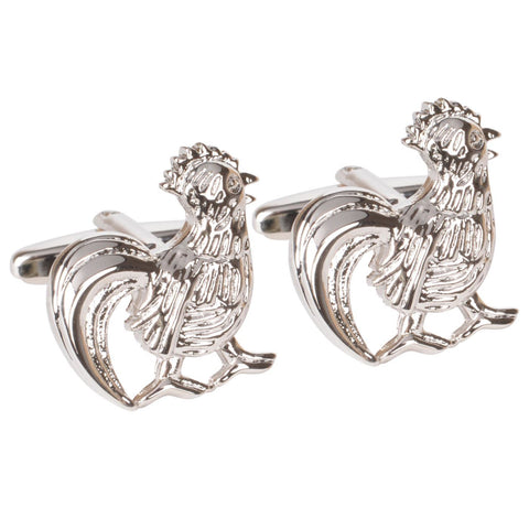 Cockerel Cufflinks