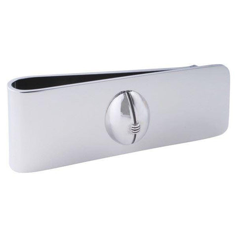 Rugby Ball Money Clip