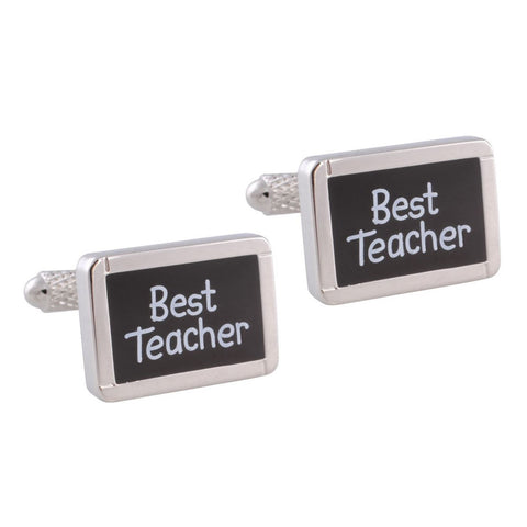 Best Teacher Cufflinks