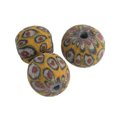 Ancient Indonesian Jatim bead replica