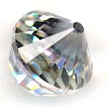 Vintage Swarovski rocket stones, article 4866. 8mm. Pkg of 2. b5-434(e)
