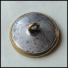 btvc267-Antique stamped ornamental button 7/8 inch.