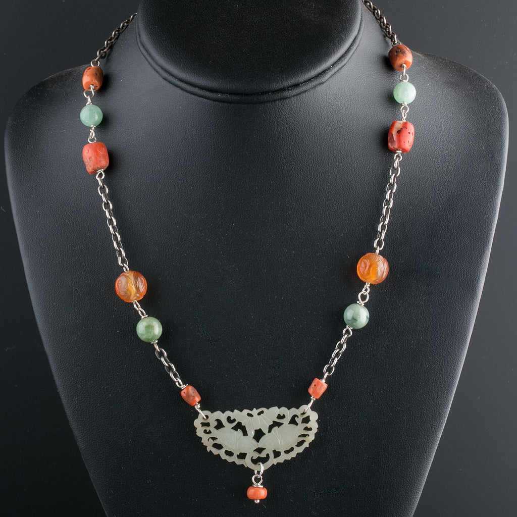 10936f81310ef Vintage and Antique Necklaces from Victorian thru Art Deco to 1960s ...