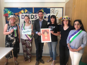Chadderton Women's Institute Hold Annie Kenney Session Day