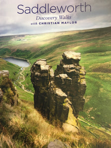 Saddleworth Discovery Walks (Book)